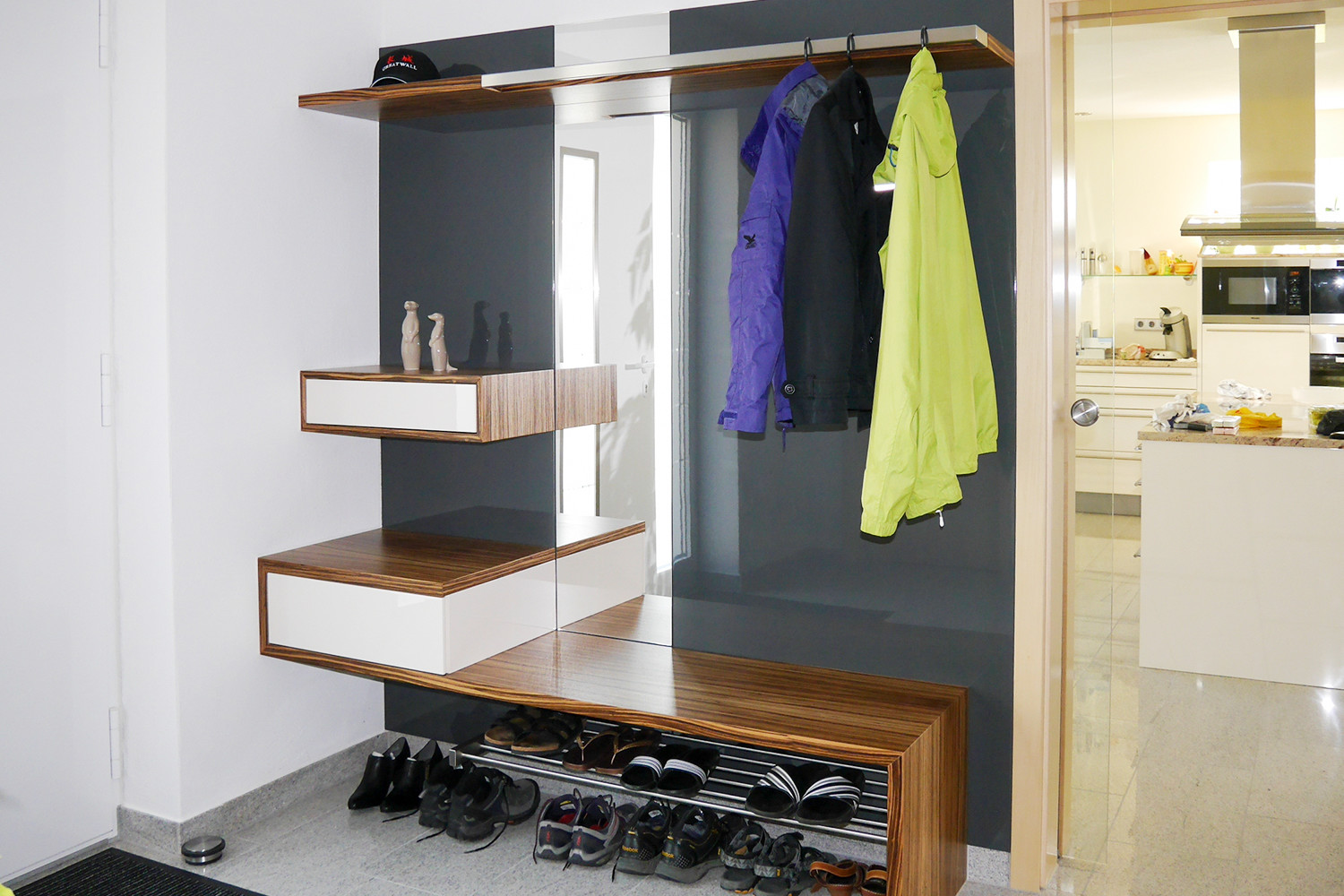 Hartmann wohnf hlen for Garderobe job